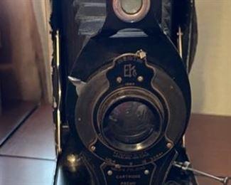 Kodak 3-A Folding Camera