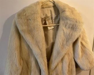 Goldwaters Vintage Mink Fur Shawl