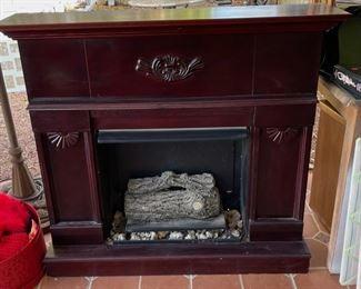 9700-C Jensen Fireplace40 x 46 x 13HxWxD