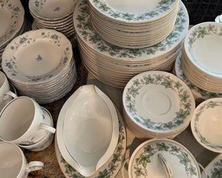 Noritake MADERA China Set