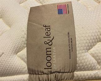 The Saatva Company Full Size Bed17x54x75inHxWxD