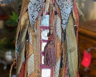 Original Art Shelley Rapp Evans Spirit Keeper Desert Winds38x25x8inHxWxD