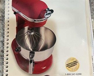 KitchenAid Professional 600 6 QT 575W Mixer