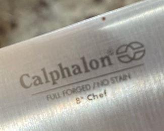 Calphalon Partial Knife Set