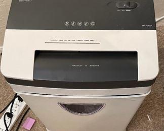 Sentinel MX120D Paper Shredder23x13x10inHxWxD