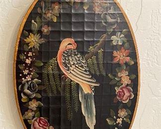 2pc Bird Decor Art PAIR20 x 10