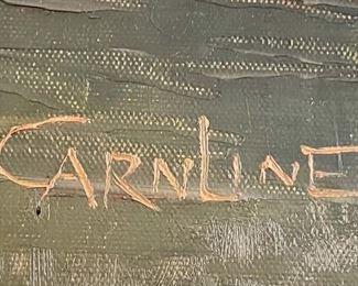 *Original* Marshland Art Caroline #229 x 25
