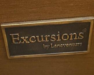 1pc Lane Excursions Palm Beach Hotel Chest Nightstand32 x 36 x 20HxWxD