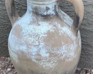 Vino Rosso 1818 Earthenware Vase26 in H