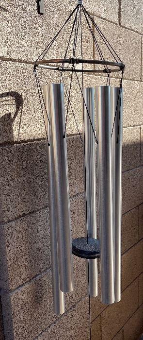 Hummingbird wind chime50in Total Hang 24in tube