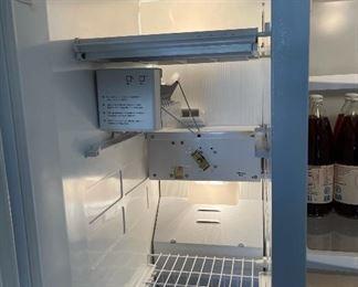 KitchenAid Garage Fridge Refrigerator KSRS25QDWH0170x36x33inHxWxD