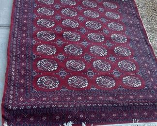 Oasis Couristan Rug66x84in