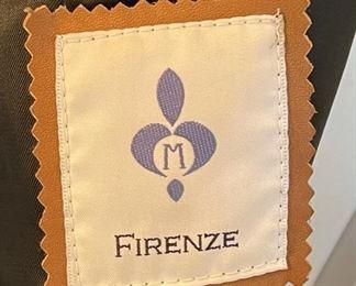 Vera Pelle Men's Leather Jacket Made in ItalyXL (54)