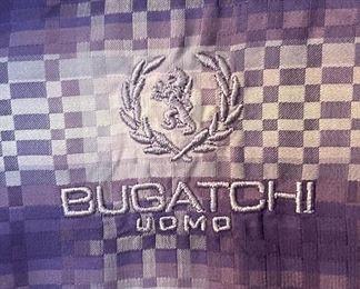 Bugatchi Uomo Cotton Purple Dress ShirtXL