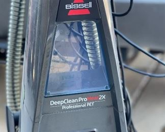 Bissell Pro Heat Carpet Cleaner  17N49