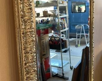 Huge Z-Gallerie Mirror67x36.5in