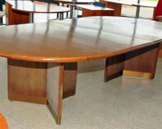 Stow & Davis Conference/Dinning Table  10' x 5'