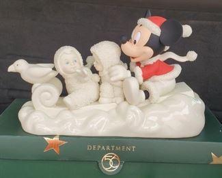 Disney Snowbaby