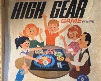 High Gear Game