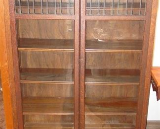 Antique Larkin  Buffalo NY Bookshelf