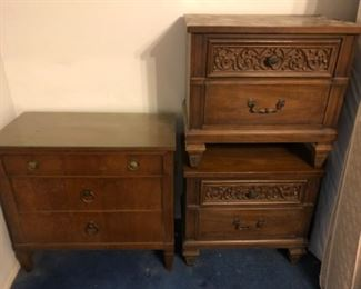 Great three drawer dresser
