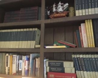 Books & encyclopedias