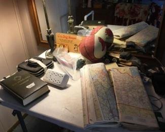 Maps & miscellaneous