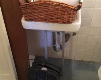 Miscellaneous in bathroom