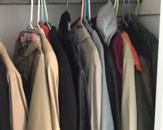 Clothing - coats & hats