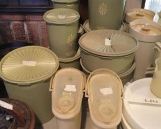 Great vintage Tupperware - lots of variety