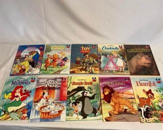 002 Disney Childrens Books