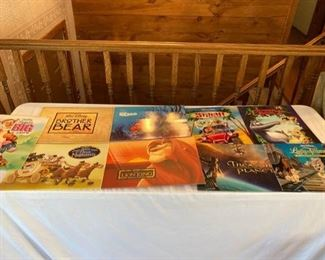 Disney Lithographs Large Lot II