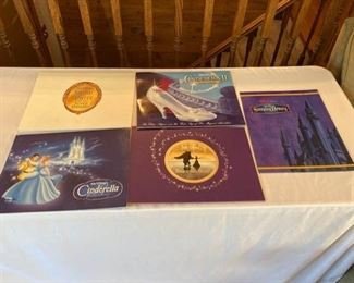 Disney Princess Lithograph Collection