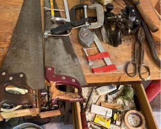 Large Tools Lot
