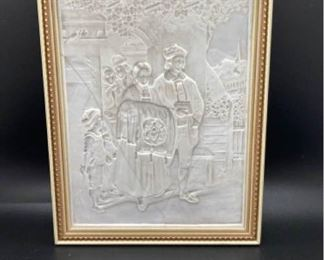 Lithophane Possibly Early 1900s