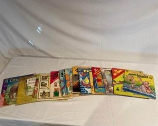 Mixed Lot of Childrens Books