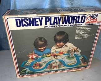 Disney Playworld Concept 2000 $80.00