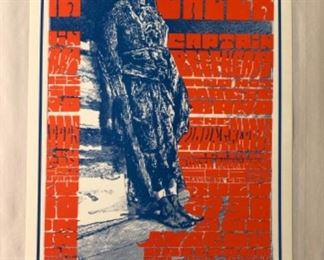 First Printing Poster