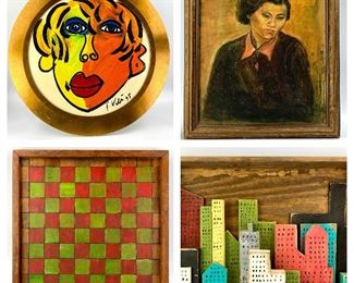Multi Estate Online Art Auction