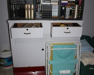 CABINET, TOOLS