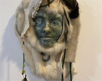 Art mask. $50.
