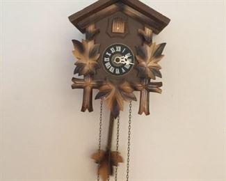 CucKoo Wall Clock -$35