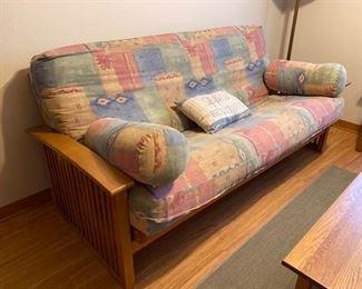 $150 futon