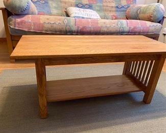 $80 coffee table