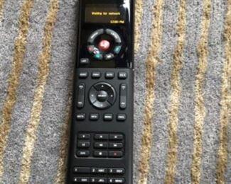 Control 4 sr250 smart home remote $50