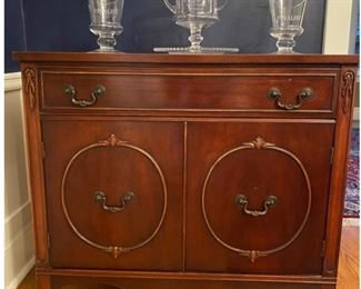 Part of East lake set small buffet 37x 33x 16 see previous photos