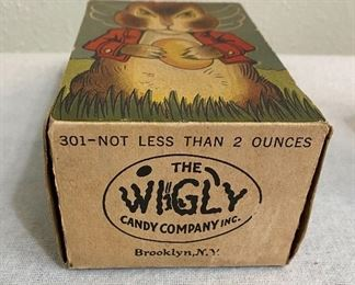 "Additional photo of ""The Wigly Candy Company Inc."" bottom of box."