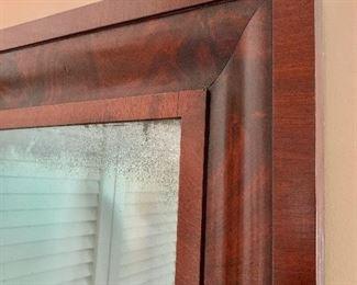 Detail of mirror