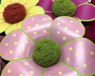 Fun decorative flower petals.