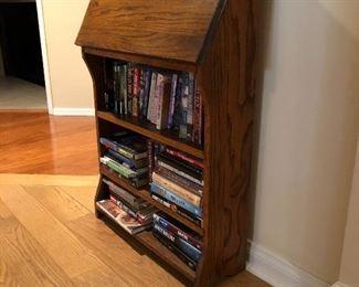 Curio Bookcase Cabinet